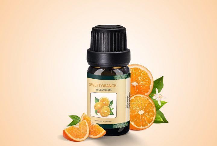 Feature: Sweet Orange Essential Oils