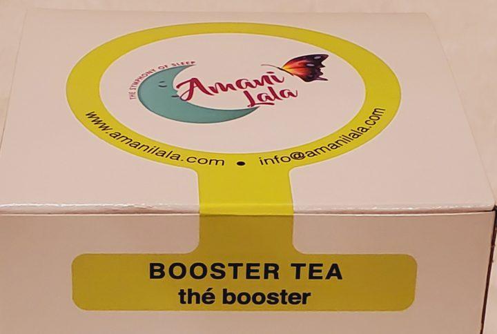 Feature: Booster Tea