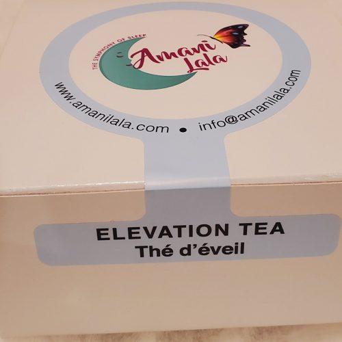 Feature: Elevation Tea